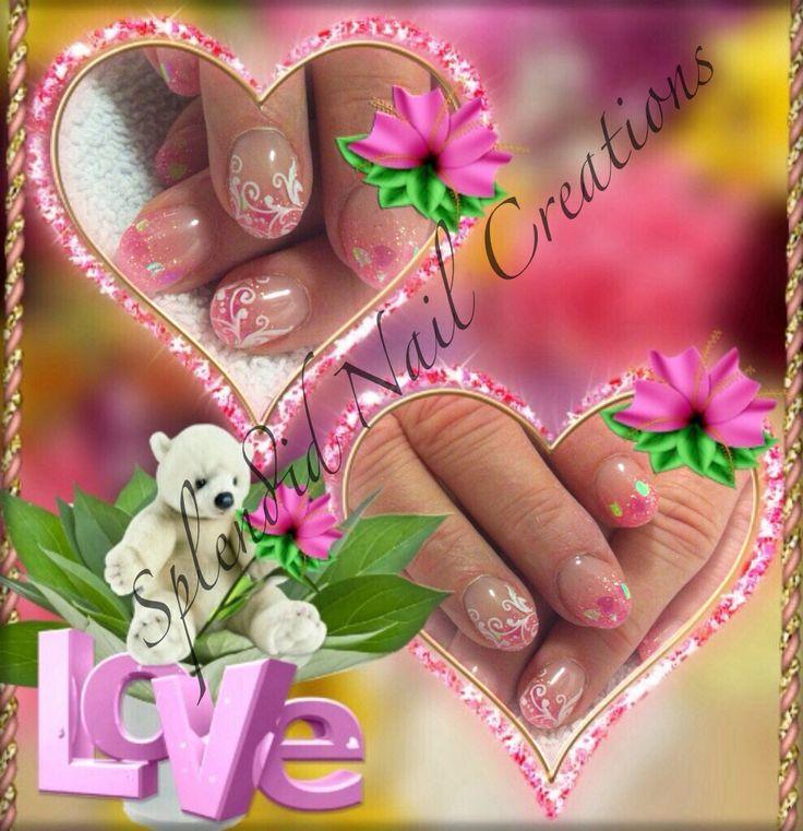 89 best Splendid images on Pinterest | Gel nails, Hands and Hand ...