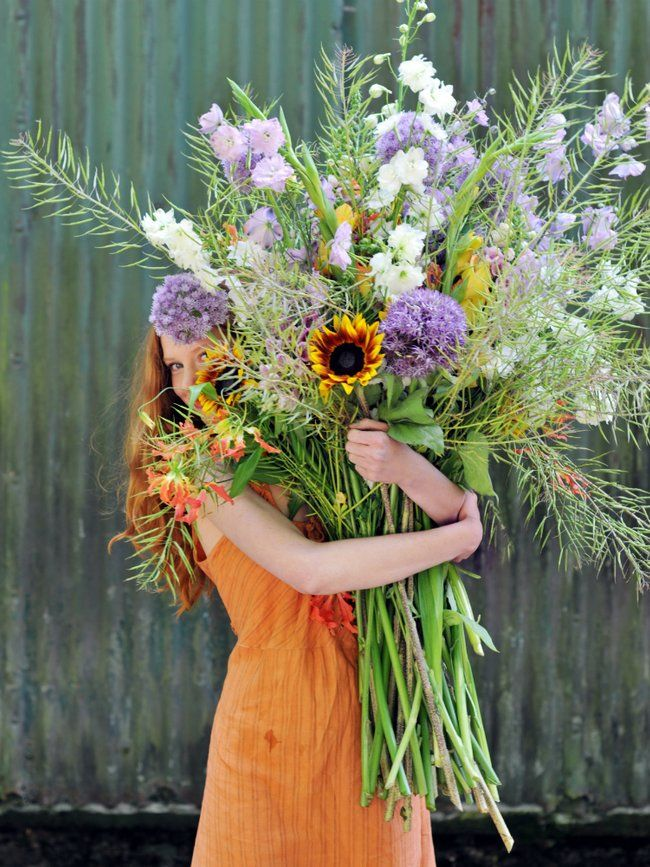 Boeket met zomerbloemen Mooiwatbloemendoen.nl Delicious Magazine