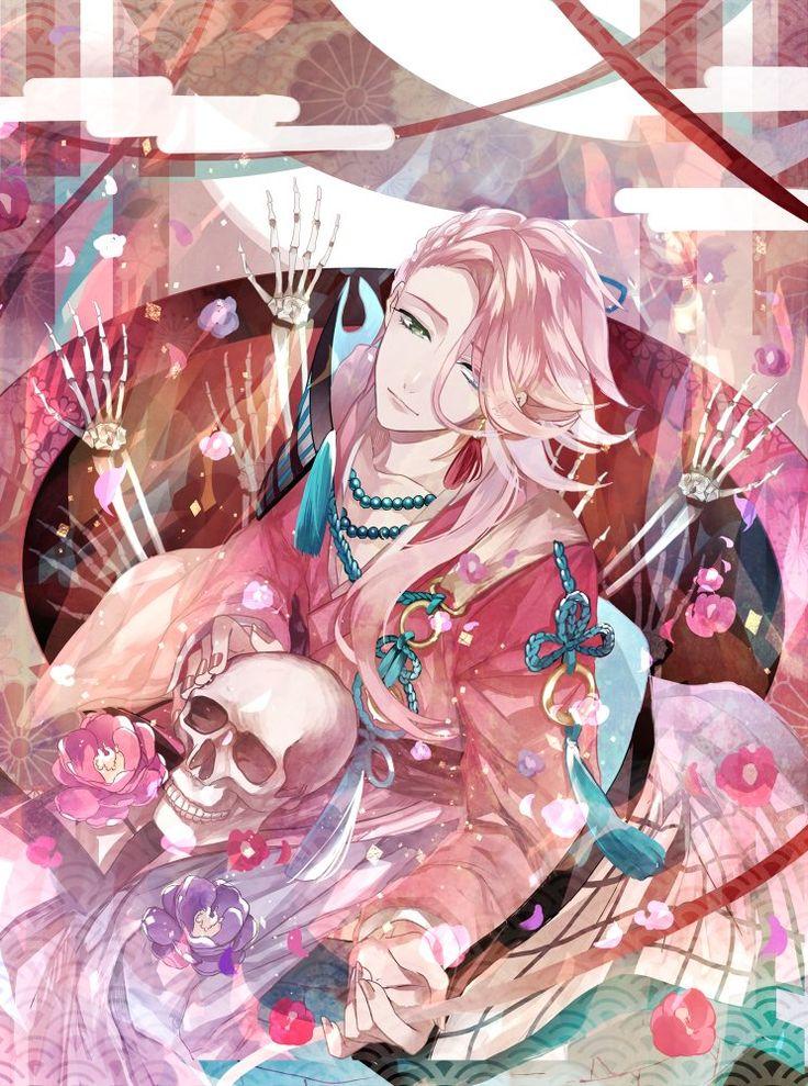 【刀剣男士×怪談企画】 最終夜 宗三左文字×地獄通い 「盆は過ぎました。魑魅魍魎は須らく黄泉路へお帰りなさい」