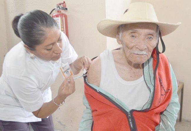 Semana de Salud para Gente Grande en Chilpancingo