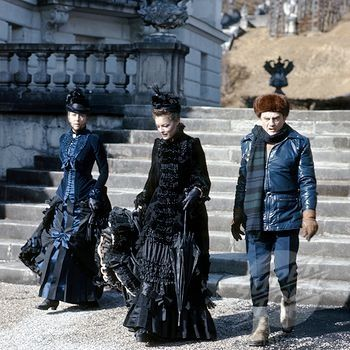 Image detail for -DIEUX 1972 DIRECTED BY LUCHINO VISCON - On the set, Luchino Visconti ...
