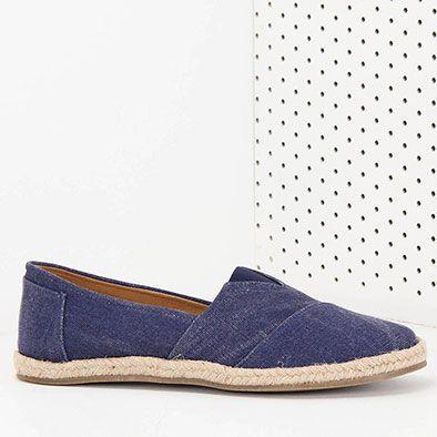 Sapatilha Espadrille Masculina Metropolitan - Jeans