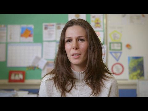 One Teacher. Hundreds of lives made better. - YouTube
