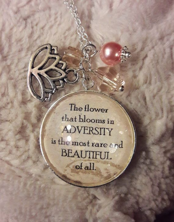 Love Mulan? Love Disney? See more themed jewelry by Nieriel Design jewelry here:    https://www.etsy.com/listing/281769150/mulan-disney-quote-silhouette-necklace