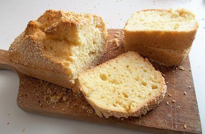 Οι συνταγές του Δίας!Dias recipes!: Αφράτο ψωμί Χωρίς γλουτένη The Most Moist Gluten free Bread Ever