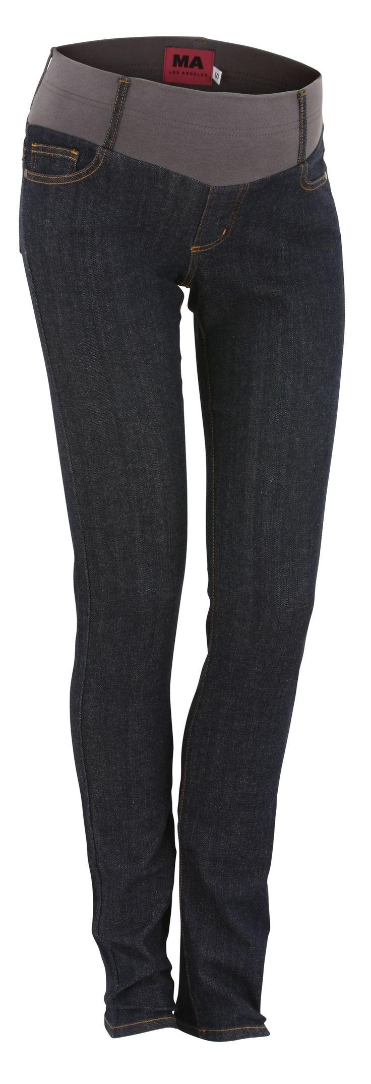 Skinny bootcut maternity jeans – Super Jeans in dieser Saison