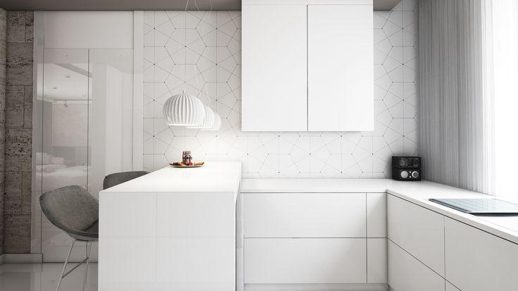 Dom w stylu modern | Opole | projektowanie wnętrz | troomono