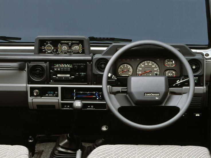 115 Best Land Cruiser 70 Series Images On Pinterest Car