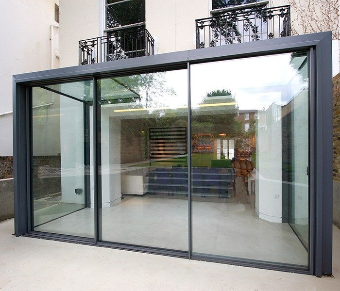 Folding Sliding Door Company Leeds: 1000+ Ideas About Bi Fold Patio Doors On Pinterest