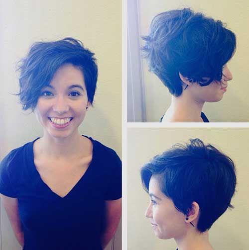 15 Funky Short Haircuts 2015 – 2016 | http://www.short-haircut.com/15-funky-short-haircuts-2015-2016.html