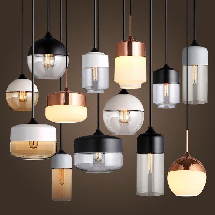 Toledo Minimalist Contemporary Pendant Light #beton #ceiling-light #clean