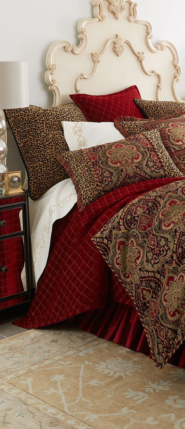 Isabella Collection Kiera Luxury Bedding