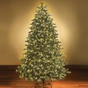 Artificial Xmas Trees With Led Lights
