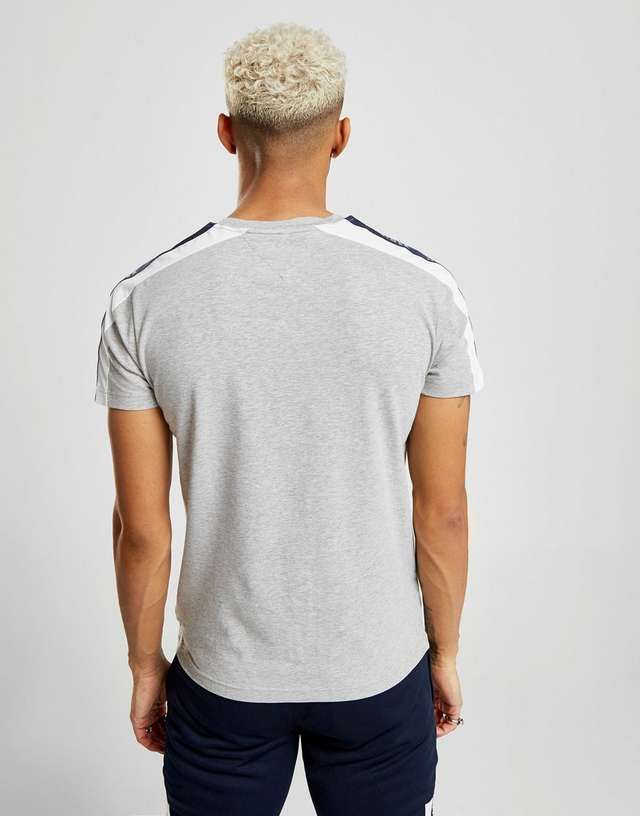94d22dc38 Tommy Hilfiger Contrast Tape Short Sleeve T-Shirt   Tshirt style   T ...