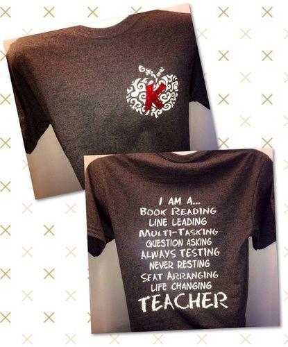I Am A Teacher