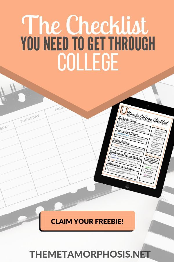 Everything You Ever Wanted to know about being a Successful College