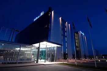 Helsinki airport hotel