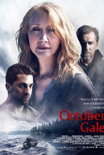 Watch October Gale (2014) A doctor takes in a mysterious man who washes ashore at her remote cottage with a gunshot wound. Quickly they both learn the killer has arrived to finish the job, while a storm has cut them off from the mainland.