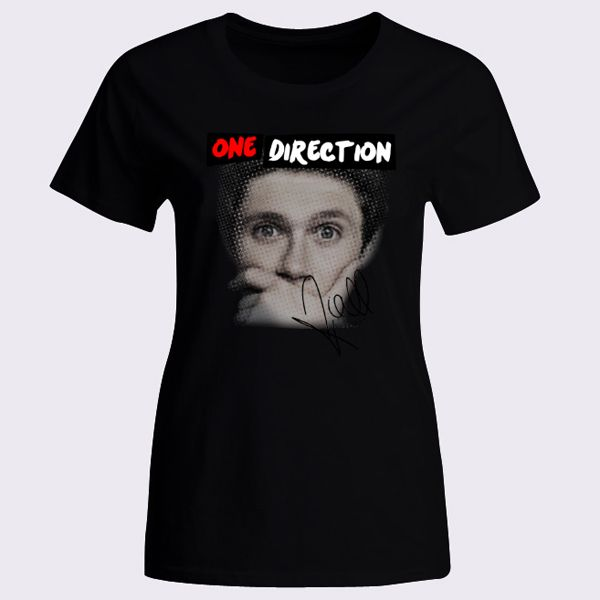 Niall One Direction Niall Horan 1D Womens T-Shirt - T-Shirts & Tank Tops