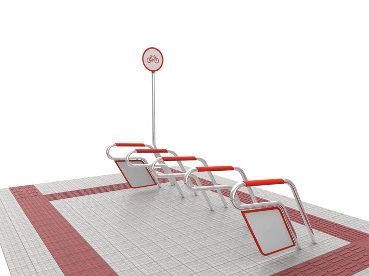 Bicicletário Projeto Notus Design
