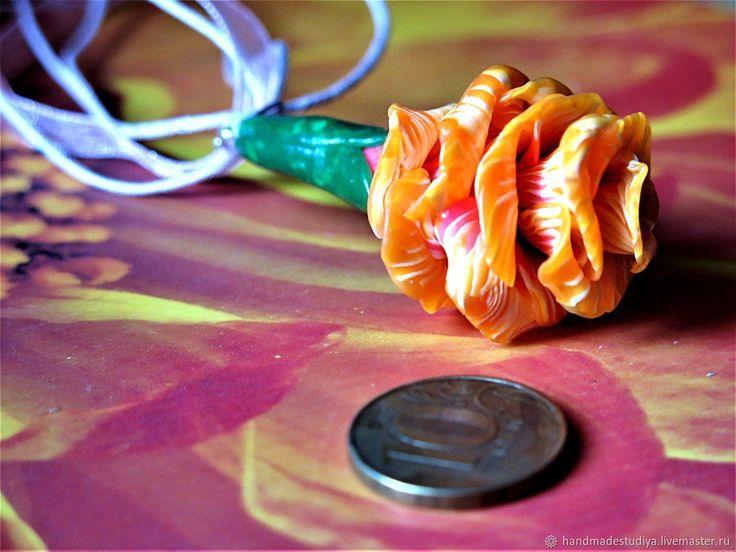 Купить Кулон Цветение в интернет магазине на Ярмарке Мастеров