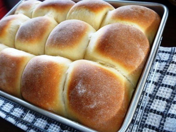 Portuguese Sweet Rolls Recipe