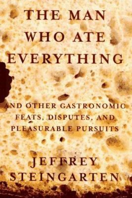 Ideal In this impassioned mouth watering and outrageously funny book Steingarten devotes a