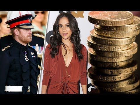 Meghan Markle net worth: Is this how much Prince Harry's girlfriend is worth? - YouTube