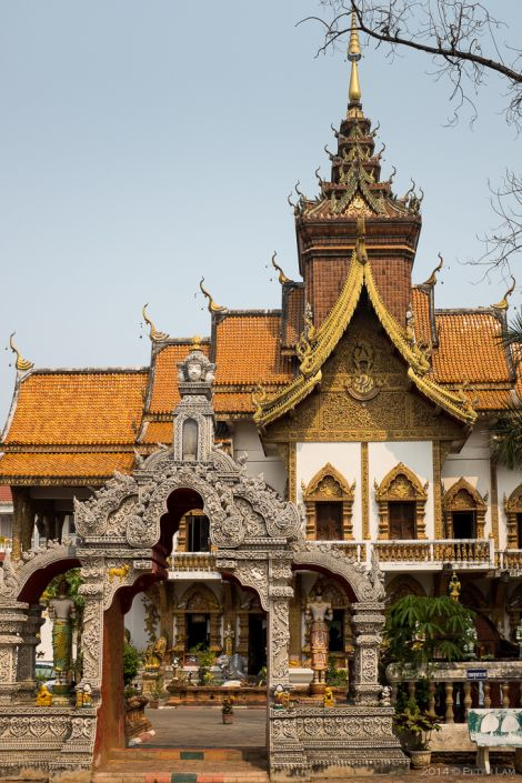 Wat Buppharam, Thailand | Peter Lam Photography