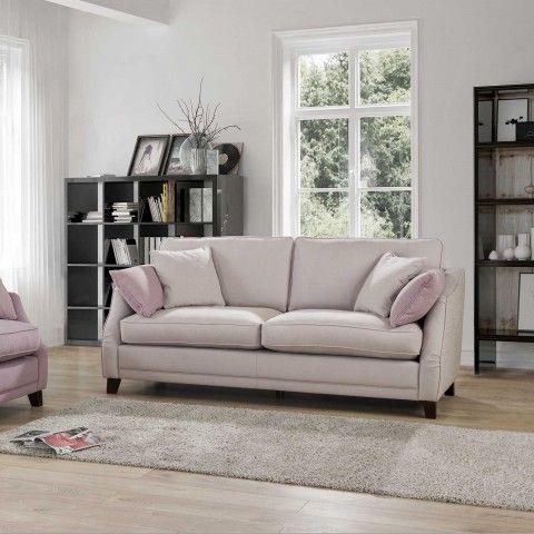 Aada | Sohva Paxton 205 | sohva | sohvat | sohvat netistä | Nahkaverhoiltu Sohva | Sohva Nahkaverhoilulla | Nahkasohva | Siro Sohva - aadasisustus.com