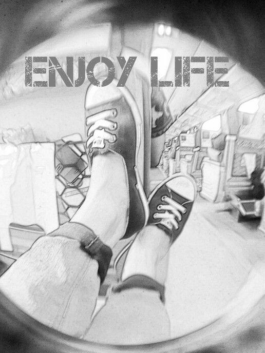 enjoy life. YOLO