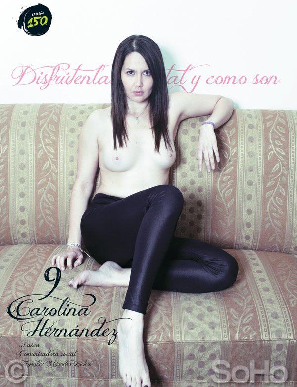 """Carolina Hernández """"La Paisa"""""""