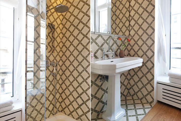 Popham design bamboo handmade cement tiles popham design for Handmade cement tiles
