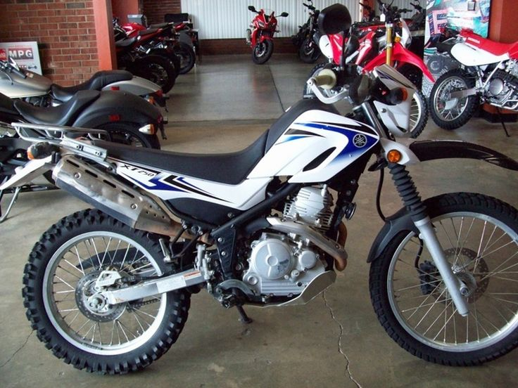 2009 Yamaha XT 250 Price And Modification Picture