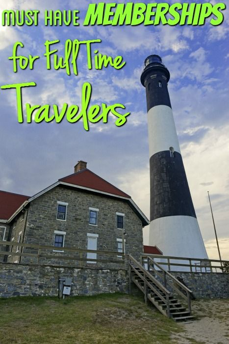 Cheap RV Living - Must Have Memberships for Full Time Travelers