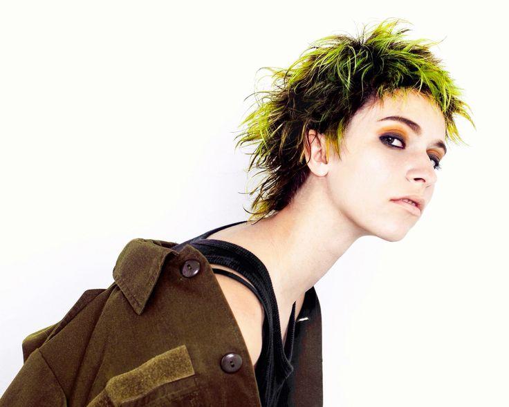 hair & photo / motoki kabutoya 『hoyu COLORLING PHOTO COMPETITION 2015』 クリエイティブ部門 準グランプリ作品