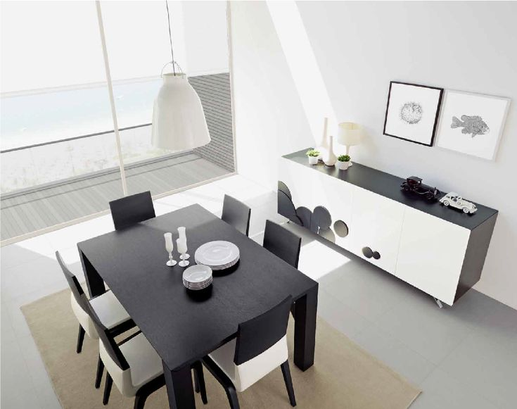 17 best ideas about living comedor moderno on pinterest - Comedores minimalistas modernos ...
