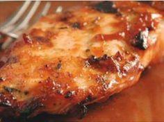Sweet Baby Ray's Crockpot Chicken 4-6 chicken breast, 1 btl Sweet Baby Ray's sauce, 1/4 c vinegar, 1 tsp red pepper flakes, 1/4 c brown sugar, 1 tsp garlic powder. Mix everything but chicken. Place...