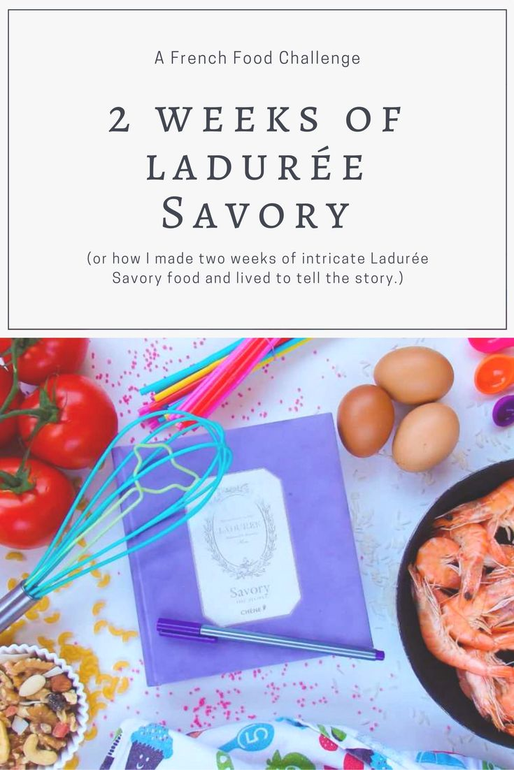 Ladurée Savoy Food: worth the hype?