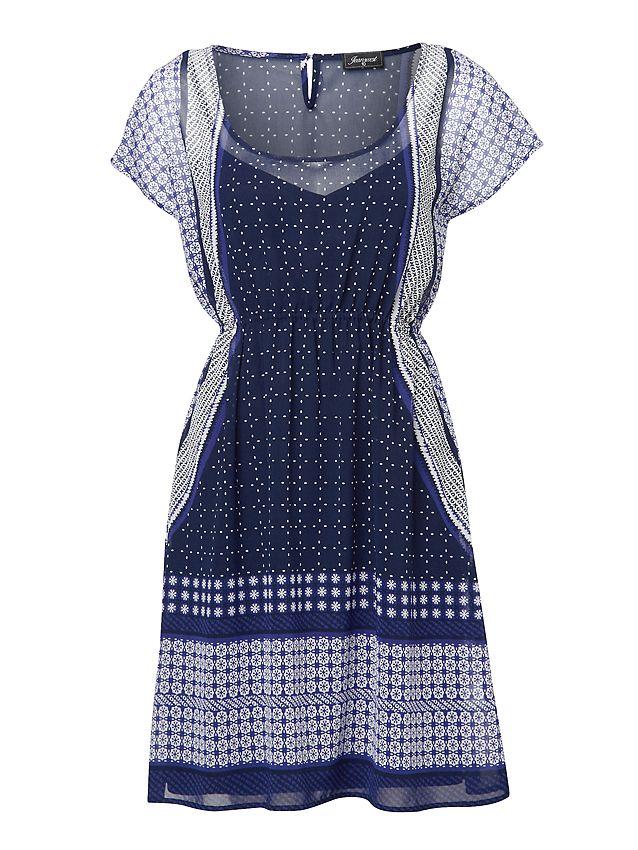 'Heather' Print Dress