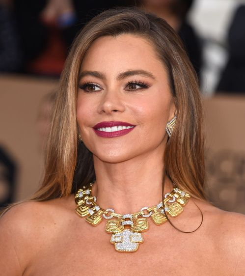 Boucles en diamants, bijoux vintage... Les bijoux des SAG Awards 2016