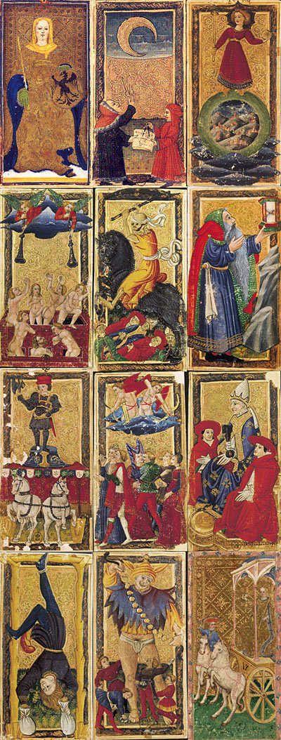 Charles VI Tarot.