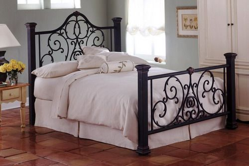 Best 56 Best Wrought Iron Beds Images On Pinterest Queen Beds 640 x 480