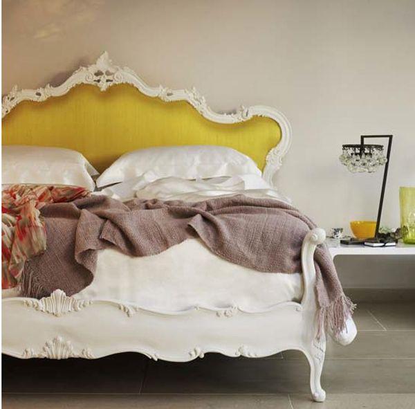 Sovrum inspiration: Gult är inte fult » Inredningsvis http://inredningsvis.se/sovrum-inspiration-gult-ar-inte-fult/