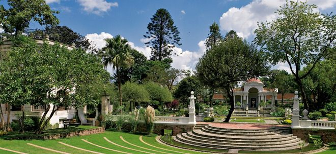 Garden of Dreams, Kathmandu. Place to visit and relax.