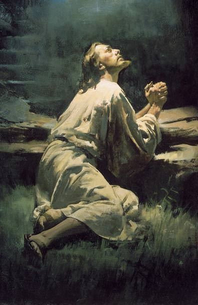 he has suffered the pains and sins of the world and because of that I am truly grateful! :)