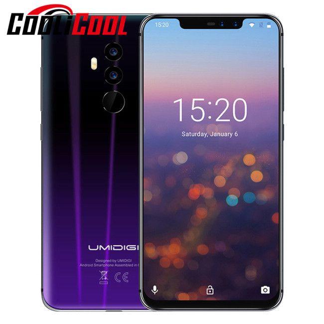 Umidigi Umi Z2 Smartphone Phone 4g Lte
