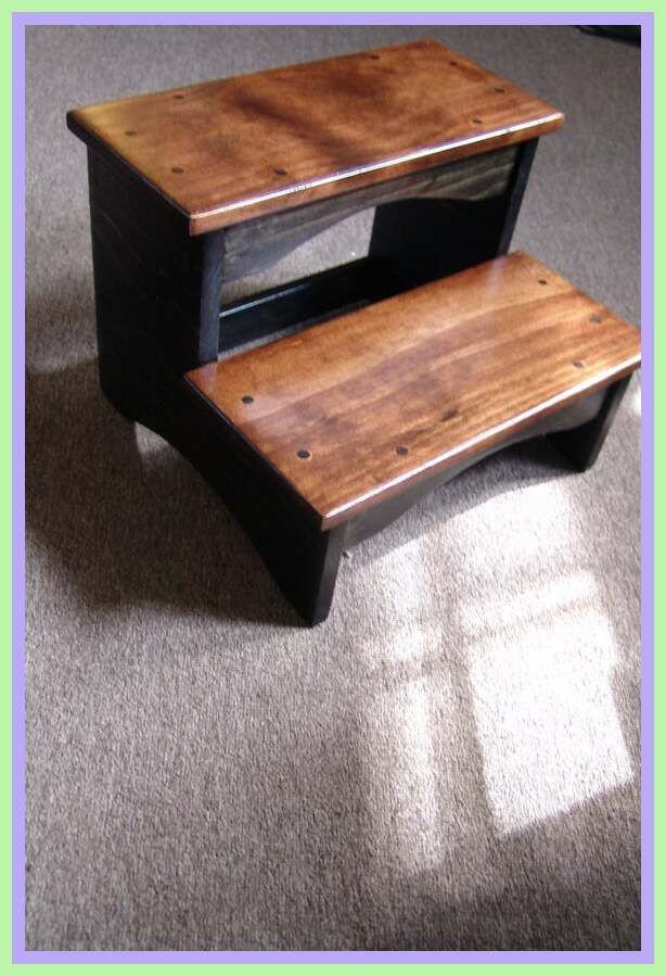 62 Reference Of Bedside Step Stools For Adults In 2020 Step Stool Wooden Step Stool Step Stool For Bed
