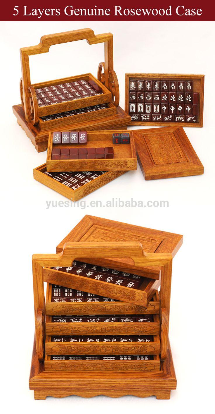 Luxury Chinese Mahjong Agate Mahjong Tiles Set for Sale