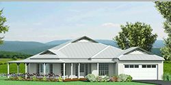 SandalWood - Acreage House Plan with Wide Verandahs